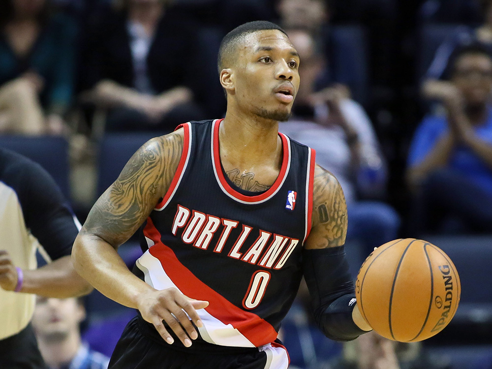 Lillard Haircut